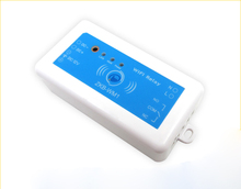 [ZKB-WM1] AC110-240V/ Single WIFI relay remote control home automation appliance lamp light door gate / free android/IOS APP