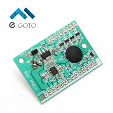 6V Music Chip Voice Sound Module DJ Song PCB Speaker Circuit Board For Baby Motorcycle Children's Car Stroller