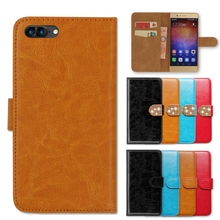 Wallet Case for Ark Elf E1 Luxury Jewelled Book Cover Leather Special Phone Case(China)