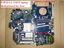 FOR ACER Aspire 5520 5520G MBAJ702003/MBAJ702004 LA-3581P (ICW50) 100% TSTED GOOD