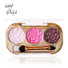 BABY GAGA New Brand Shimmer Eyeshadow Platte Baked Makeup Eye Shadow Long-Lasting Cosmetic Eye Make Up Eyeshadow Maquiagem
