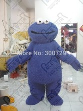 summer ice food mascot costumes big funny cookie monster mascot costumes(China)