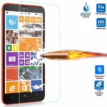 0.26mm 9H Screen Cover Tempered Glass For Microsoft Lumia Nokia 430 520 532 535 625 630 635 640 XL 730 735 540 650 550 Case Film(China)