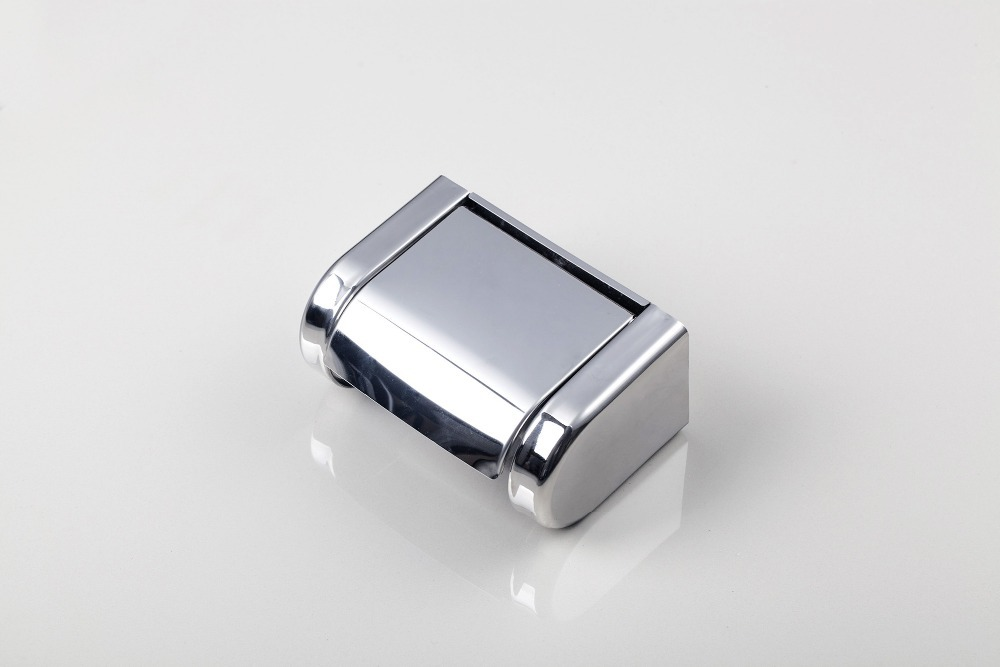 New Stainless Steel CZJ5104 Toilet Paper Box Wall Mounted Toilet Paper Holder Bathroom Tissue Box Paper Holders<br>