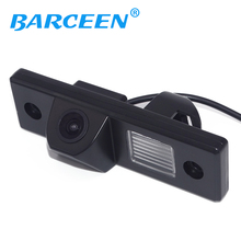 Free Shipping CCD CAR REAR VIEW CAMERA FOR CHEVROLET Lova /Aveo /Lacetti /Captiva/Cruze/Epica/Matis/HHR Factory promotion(China)