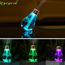 Tiptop New Fashion Design Lamp Humidifier Home Aroma LED Humidifier Air Diffuser Purifier Atomizer NOV4