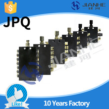 Buy Progressive lubrication divider valve/grease lubricating distributor CNC machine/centralized lubrication system
