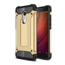 Phone Cases For Xiaomi Redmi Note 2 3 3s 4 4X Pro Shockproof Armor For Xiaomi Mi5 Mi5s Plus MAX Antiknock Protector Hybrid Cover