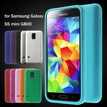 Dulcii Back Cover for Galaxy S5 Mini G800 Phone Cases Soft Silicone Mobile Phone Bag for Samsung Galaxy S5 mini G800 Shell- Sell