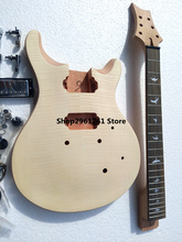 DIY  PRS electric guitar kit/unfinish guitar