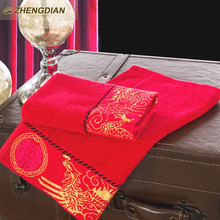 ZhengDian 2017 NEW 100% Cotton 1pcs/set Bath face Towels gift sets For Fast Drying Soft  Absorbent air permeability towel