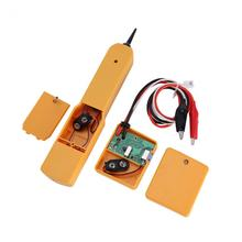 Portable RJ11 Network Cable Tester Wire Tracker Line Finder Detector Networking Tool(China)