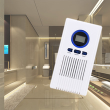 Ozone Generator Air Purifier Toilet Disinfectant Machine Air Cleaner for Pet House Bathroom Shoe Racks Disinfection Machine