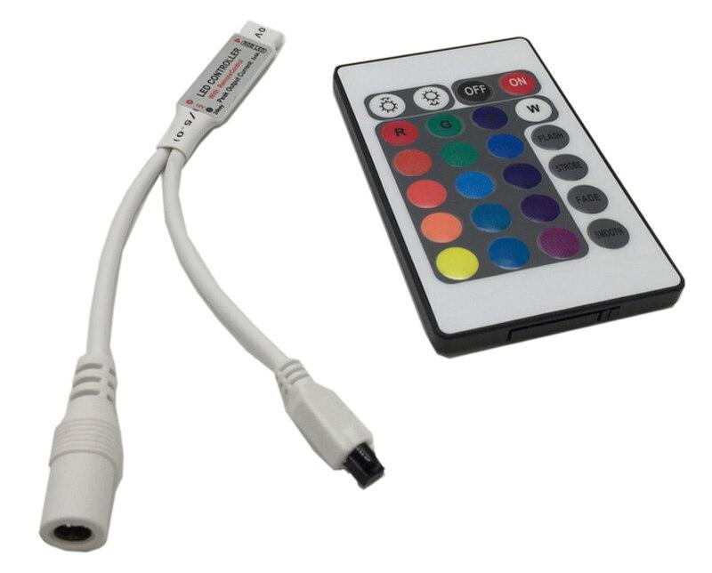 24 Keys RGB remote controller IR