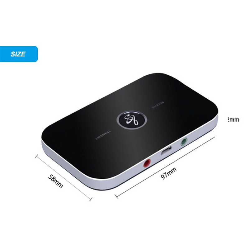 B6 bluetooth wireless audio receiver and transmitter 2in1 adapter 15.jpg