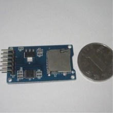 Micro SD Storage Expansion Board Mciro SD TF Card Memory Shield Module SPI For Arduino(China)