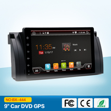 Android 6.0 Quad Core GPS Navi 9 Inch Full Touch Car DVD Multimedia for BMW E39(China)