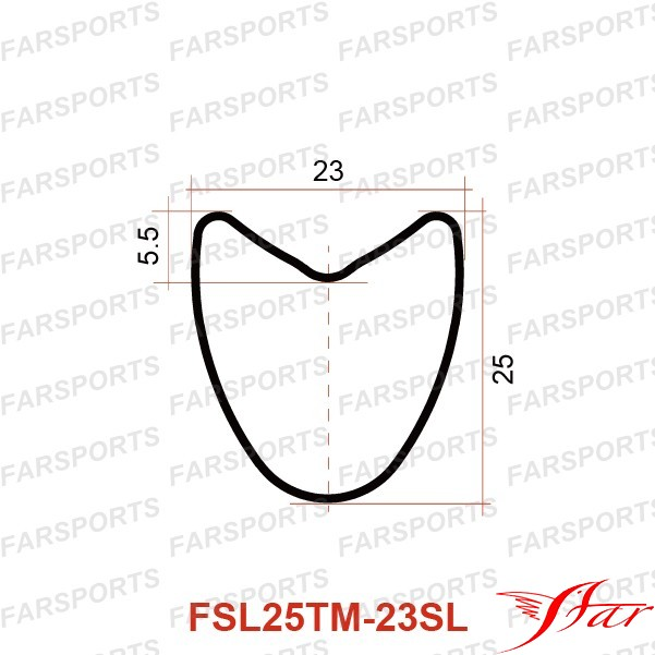 FSL25TM-23SL
