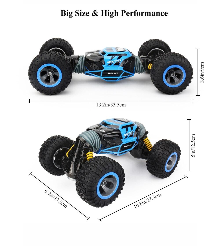 4WD Crawl Off Road Truck _16