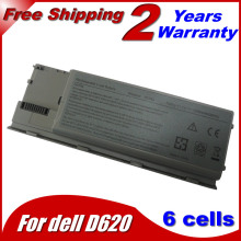 JIGU 6 cells Laptop Battery JD775 JY366 KD489 KD491 KD492 KD494 KD495 NT379 PC764 PC765 For Dell Latitude D620 D630 D631