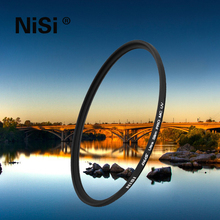 NiSi 77mm MCUV filters ultra-thin professional Multi-layer coating UV filters for canon 24 105MM 17 40MM lens protector filter