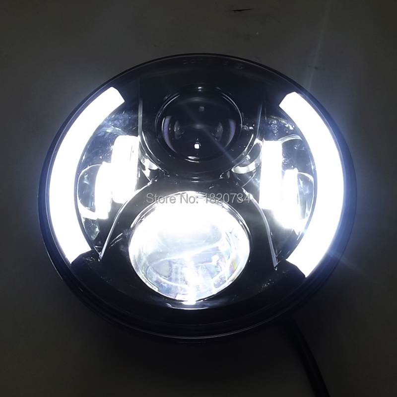 7 inch Round LED Headlight 7