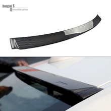 Car styling for BMW 3 series F30 F35 328/325i sedan vehicles AC-schnitzer AC style rear roof spoiler 316i 320i 2012 -