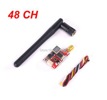 TS5828L Upgrade TS5828 Micro 5.8G 600mW 48CH Mini FPV Transmitter With Digital Display For RC Multicopter(China)