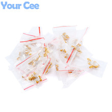 Multilayer Ceramic Capacitor Assortment Kit Package For 50V 20PF 1UF 470PF 2.2NF 0.1UF 180pcs/lot (18value*10pcs)