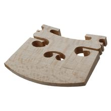 Popular Replacement 1/4 Size Violin Parts String Centre Wooden Bridge