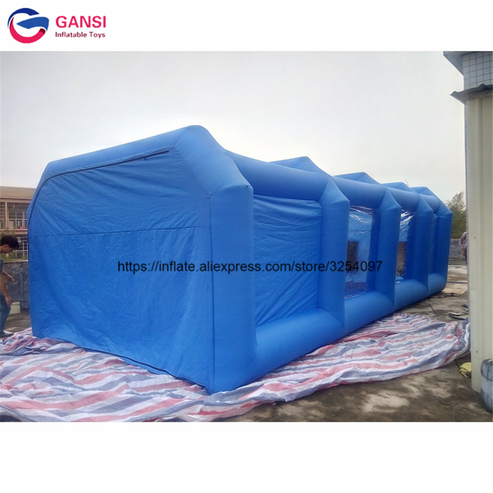inflatable spray booth02