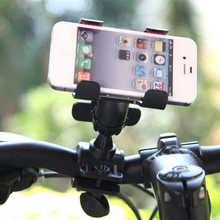 Universal Bike Bicycle Mobile Phone Mount Bracket Holder Stand for iPhone 5 5S 6 6S 7 8 Samsung Galaxy Xiaomi Redmi Smartphone