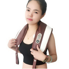 121218/Multifunction Massage shawl /20 kinds of intensity adjustment /Overheat protection  /comfortable  massage/
