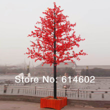 High quality 2.5M LED maple tree lights LED landscape lamps garden decoration light