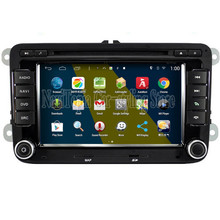NaviTopia Brand New 7inch Quad Core 1024*600 Android Car PC for VW Universal Car DVD Multimedia Player(China)