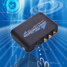 AV to HDMI HD video connverter COMPOSITE S-Video to HDMI Converter AV Adapter R/L Audio 720P 1080P(China)