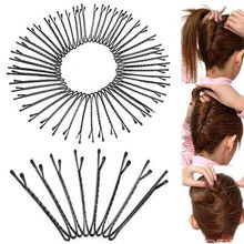 60 pz vendita caldo invisibile flat top agitò bobby spilli grips hairclips salon barrette accessori per capelli ornamento topping(China)