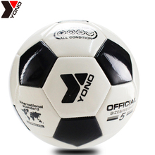 YONO Official Soccer Standard Size 5 TPU Football Professionals Amateurs Practice Match Training Ball Sports