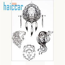 2017 Fashion Tattoo Stickers Temporary Body Art Makeup Waterproof Removable Ja29