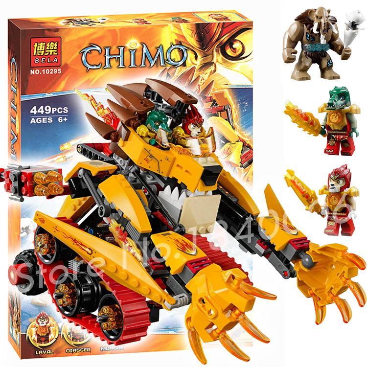 449pcs Bela 10295 Lavals Fire Lion Model DIY Building For Children Sets Classic Toys Compatible With Lego<br>