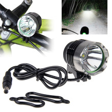 A1 Head Light 3000 Lumen Light XM-L T6 SSC LED 3Mode Bike Bicycle Front  Lamp Torch Waterproof Sporting Goods Wholesales&Retails