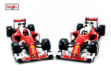 Maisto Bburago 1:18 SF16-H Sebastian Vettel KIMI RAIKKONEN NO.5 NO.7 F1 Formula One Racing Diecast Model Car Toy New In Box