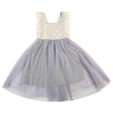 Flower Girl Clothing Princess Sequins Dress Toddler Baby Sleeveless Backless Fancy Party Tutu Dresses Girls