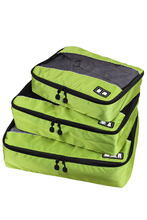 A Set of 3pcs Different Sizes Unisex Men's Women's Multi-functional Underwear Shirt Pants Socks Travel Storage Bags Organizers(China)