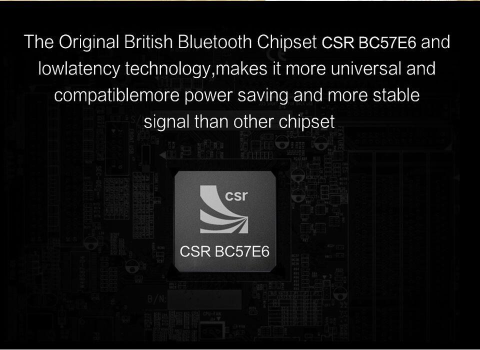 August MR260 Bluetooth Transmitter Receiver aptx