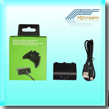 Rechargeable Battery Pack for Xbox One Wireless Controller Charger with USB Cable