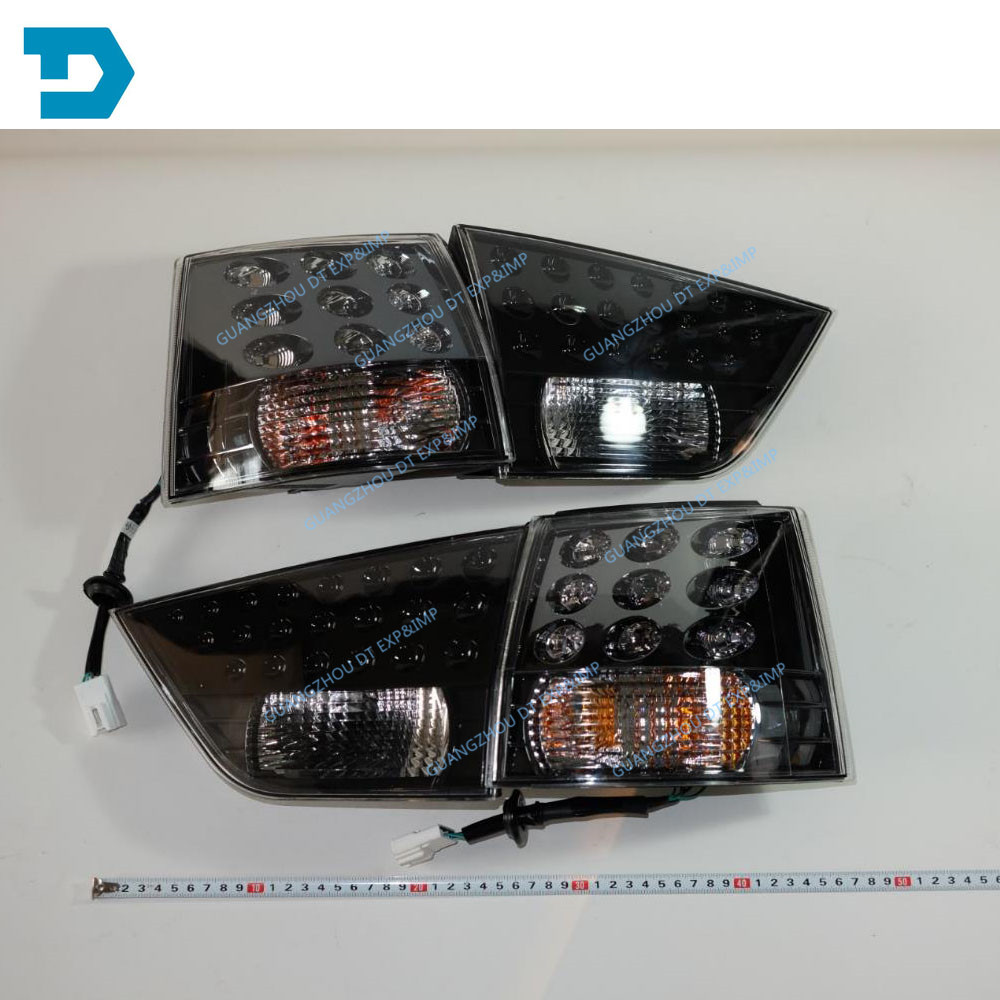 2008-2012 airtrek tail lamp outlander tail light with bulb all other parts available<br>