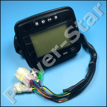 Free Shipping Buyang Feishen 300CC ATV Quad Speedometer Speed Meter Assy Instrument D300 G300 H300 5.1.01.0012