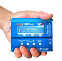 Skyrc iMax B6 mini Digital LCD RC Lipo NiMh Battery Balance Charger FOR RC Heli RC Car Battery do not with Power Supply