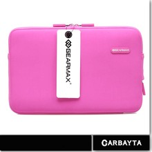 Superior nylon tablet case original designer luxury for tablet pc 11 12 13 15 Inch tablet case black pink blue